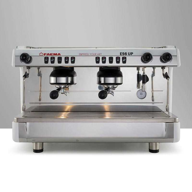 Faema E98 Up Tall Cup Espresso Kahve Makinesi
